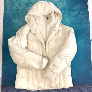 Columbia Omni-Shield Hooded Down Jacket